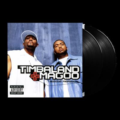 Timbaland & Magoo : Indecent Proposal