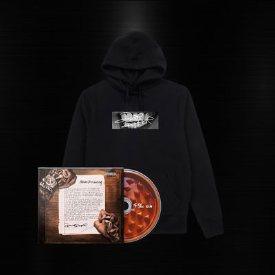 Potter Payper: Thanks For Waiting: CD & Hoodie