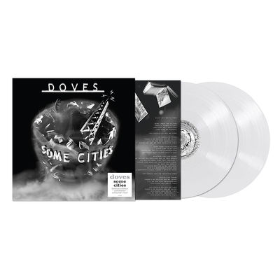 Doves: Some Cities: White Coloured Vinyl