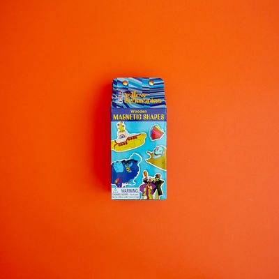 Abbey Road Studios: The Beatles Yellow Submarine Wooden Magnetic Shapes