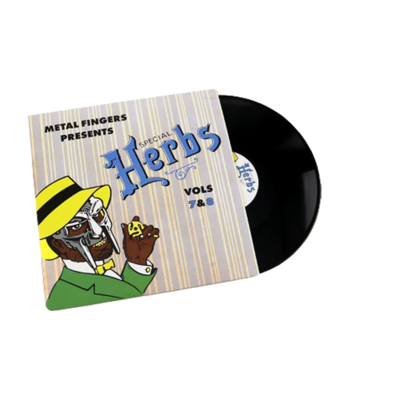 MF DOOM: Special Herbs Volumes 7 & 8