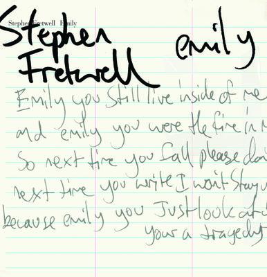 Stephen Fretwell: Emily White Vinyl