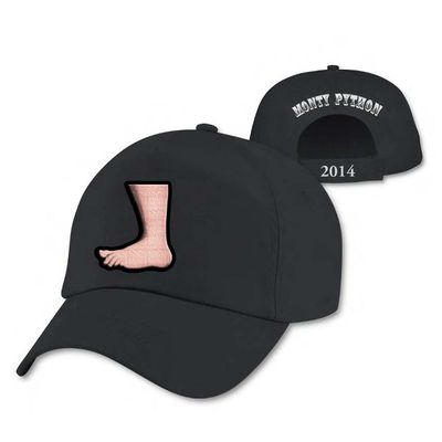 Monty Python: Big Foot Embroidered Baseball Cap