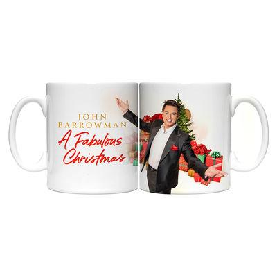 John Barrowman: A Fabulous Christmas Mug
