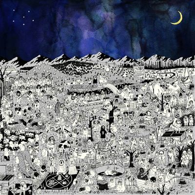 Father John Misty: Pure Comedy: Deluxe Copper + Aluminum Coloured Vinyl