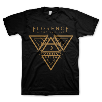 Florence + The Machine: Three Point T-Shirt