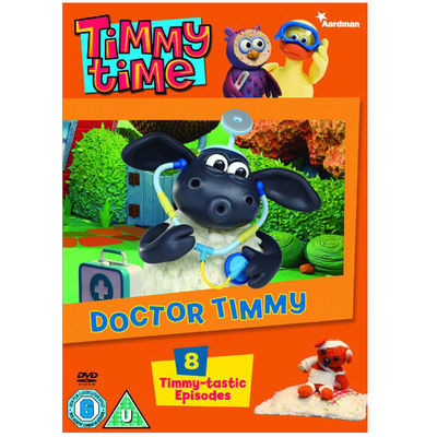 Timmy Time: Doctor Timmy (Timmy Time 8)