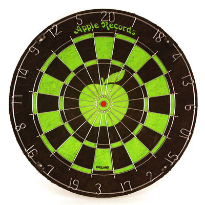 The Beatles: Apple Dart Board