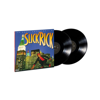 Slick Rick: The Great Adventures of Slick Rick: Limited Double Vinyl
