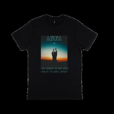 aurora: Limited Edition Runaway lyric t-shirt