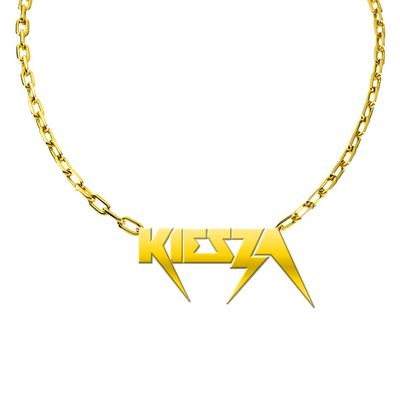 Kiesza: Kiesza Name Plate Necklace