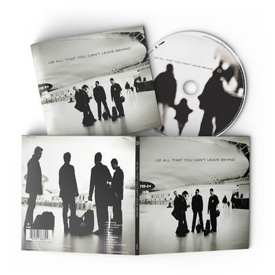 U2: All That You Can't Leave Behind Standard 1CD
