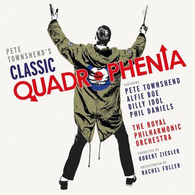 Pete Pownshend: Pete Townshend's Classic Quadrophenia (LP)