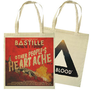 Bastille: Other Peoples Heartache Pt.2 Tote Bag