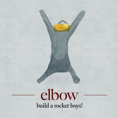 Elbow: Build a Rocket Boys! CD