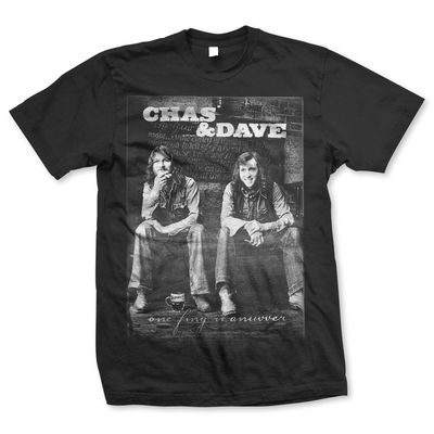 Chas & Dave: Chas And Dave OFNA T-Shirt