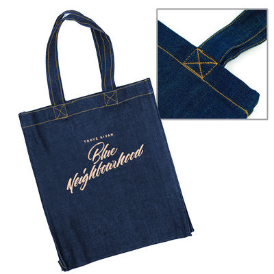 Troye Sivan: Blue Neighbourhood Tote Bag
