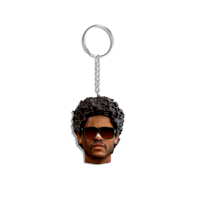 The Weeknd: AFTER HOURS 3D SCULPTED KEYCHAIN