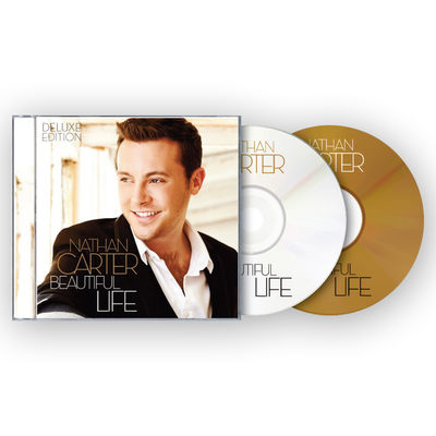 Nathan Carter: Beautiful Life - CD/DVD