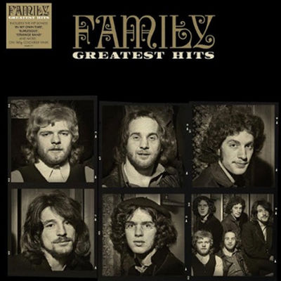 Family: Greatest Hits LP
