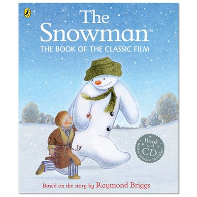 The Snowman: The Snowman: The Book of the Classic Film (Book and CD)