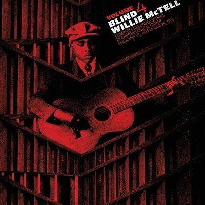 Blind Willie McTell: Complete Recorded Works in Chronological Order Vol 4