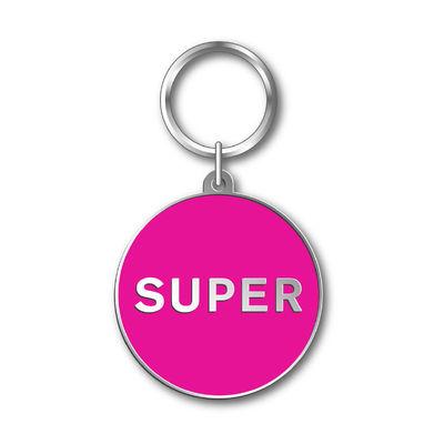 Pet Shop Boys: Super Tour Alloy Keychain