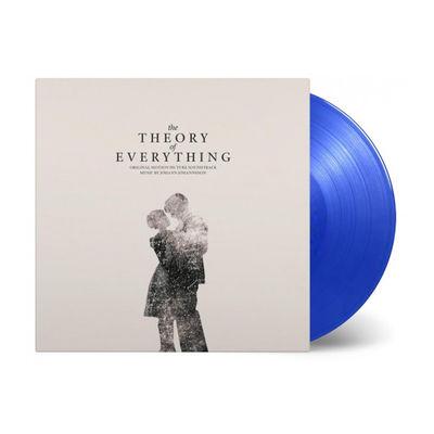 Jóhann Jóhannsson: Theory Of Everything (Jóhann Jóhannsson) - Double Vinyl LP