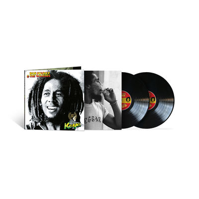 Bob Marley and The Wailers: Kaya 40