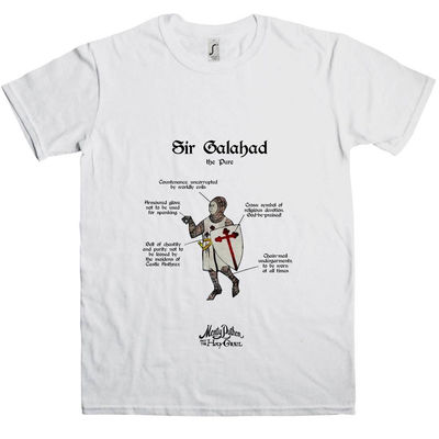 Monty Python: Holy Grail Sir Galahad T-Shirt