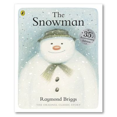 The Snowman: The Snowman (Paperback)