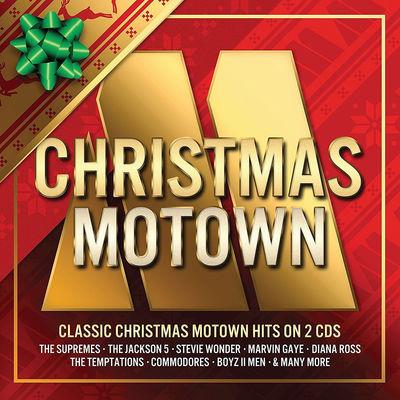 Various Artists: Motown Christmas - Double CD Album