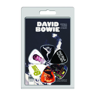 David Bowie: Perri 6 Pack David Bowie Cover Picks