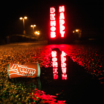 Demob Happy: Dream Soda: Signed