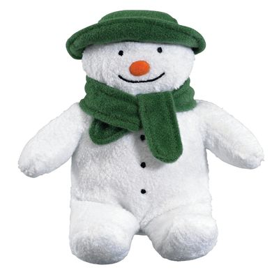 The Snowman: The Snowman 15cm Bean Toy