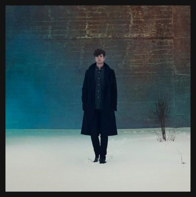 James Blake: Overgrown CD