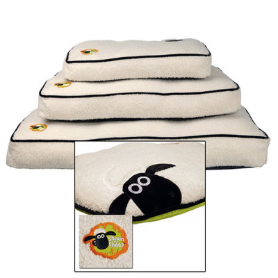 Shaun the Sheep: Pet cushion, angular