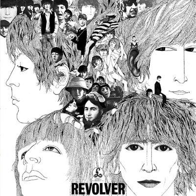 The Beatles: Revolver (Stereo 180 Gram Vinyl)