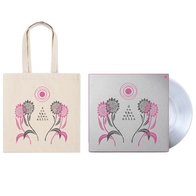 Death And Vanilla: Are You A Dreamer? Limited Edition Crystal Clear Vinyl with Exclusive Tote Bag