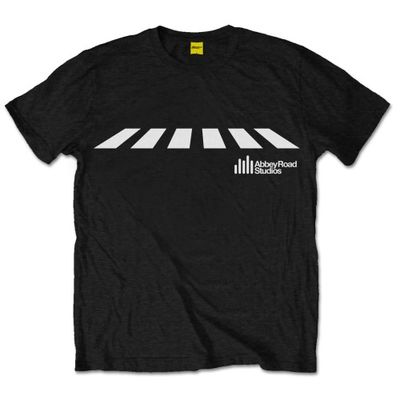 Abbey Road Studios: Abbey Road Studios Men's Tee: Crossing