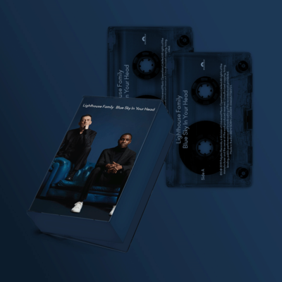 Lighthouse Family: Blue Sky In Your Head Blue Double Cassette