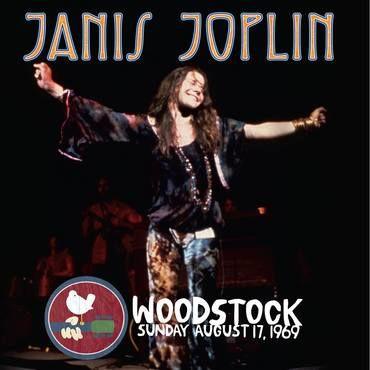 Janis Joplin: Live At Woodstock Sunday August 17, 1969 [RSD 2019]