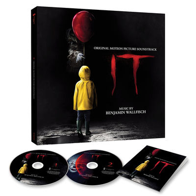 Benjamin Wallfisch: IT: Original Motion Picture Soundtrack
