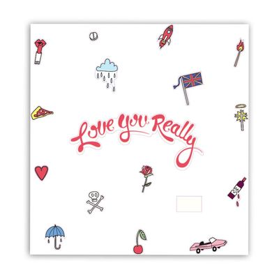 Elli Ingram: Sticker Sheet