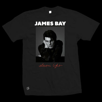james bay: Album T-Shirt - Small