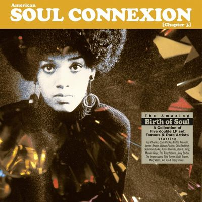 Various Artists: American Soul Connexion - Chapter 3