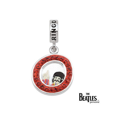 The Beatles: 925 Yellow Submarine Window Dangle Ringo