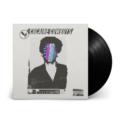 Benny The Butcher & 38 Spesh : Cocaine Cowboys: Black Vinyl LP