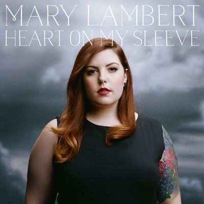 Mary Lambert: Heart On My Sleeve CD (Signed)