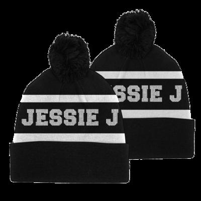 Jessie J: Pompom Beanie